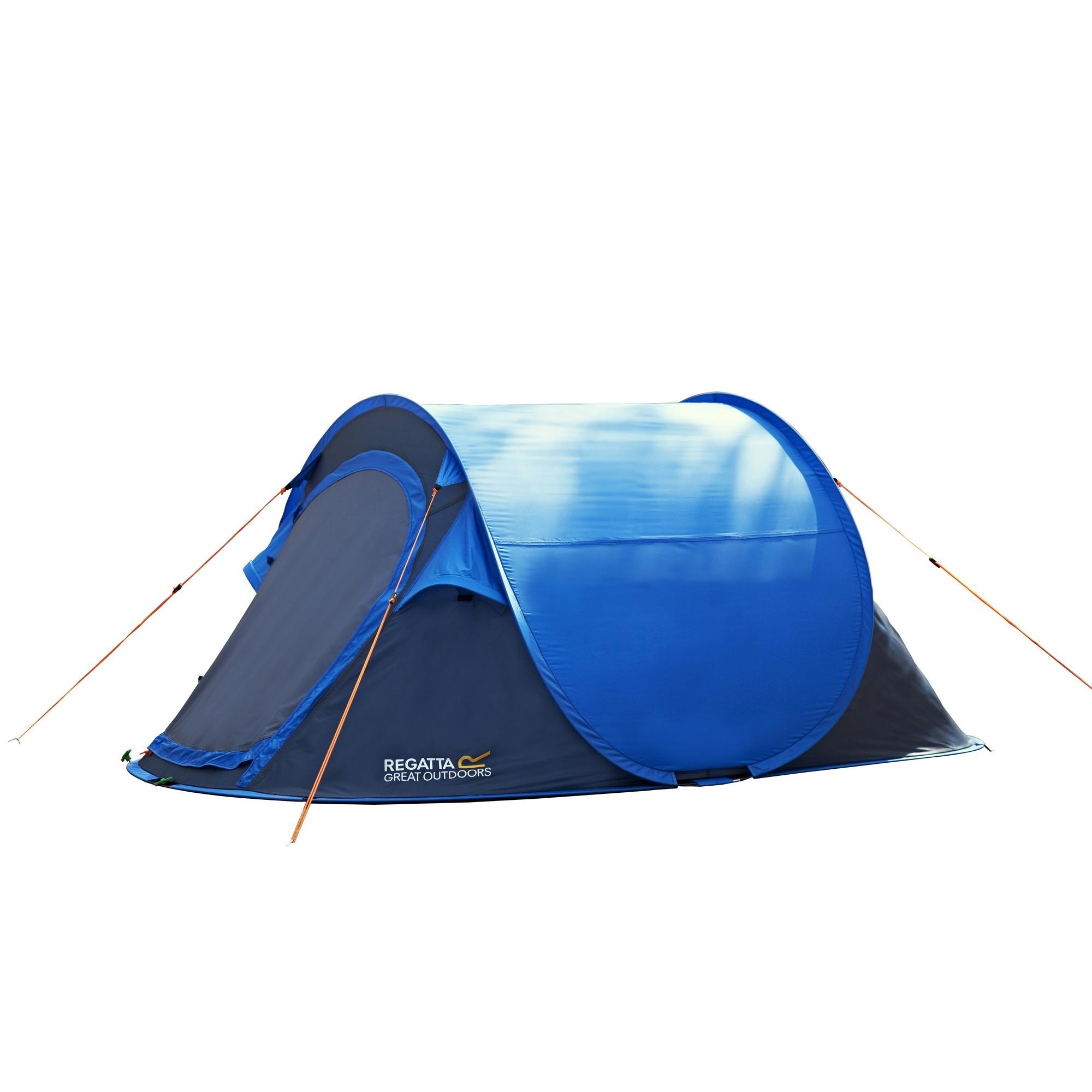 Regatta-Great-Outdoors-Malawi-2-Tenda-da-Campeggio-Pop-Up-per-Due-Persone