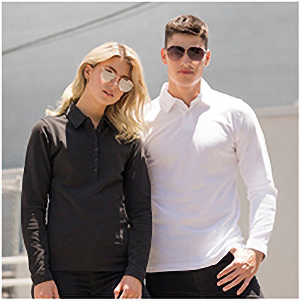 Find long sleeve polo shirts for women at ShopStyle. Shop the latest collection of long sleeve polo shirts for women from the most popular stores -.