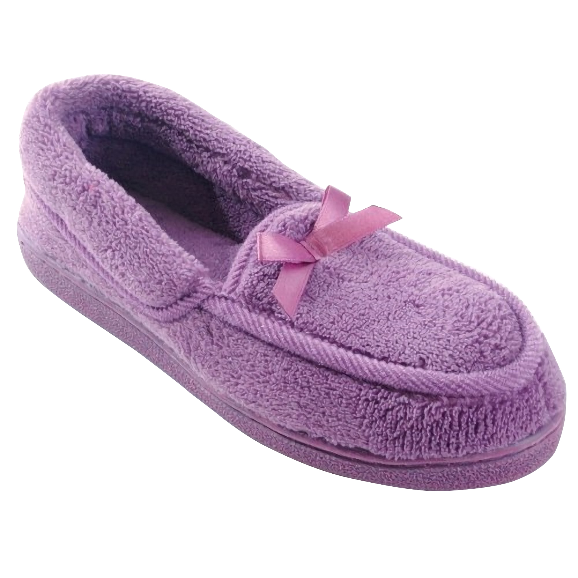 Womens/Ladies Classic Indoor House Slipper Shoes /Slippers