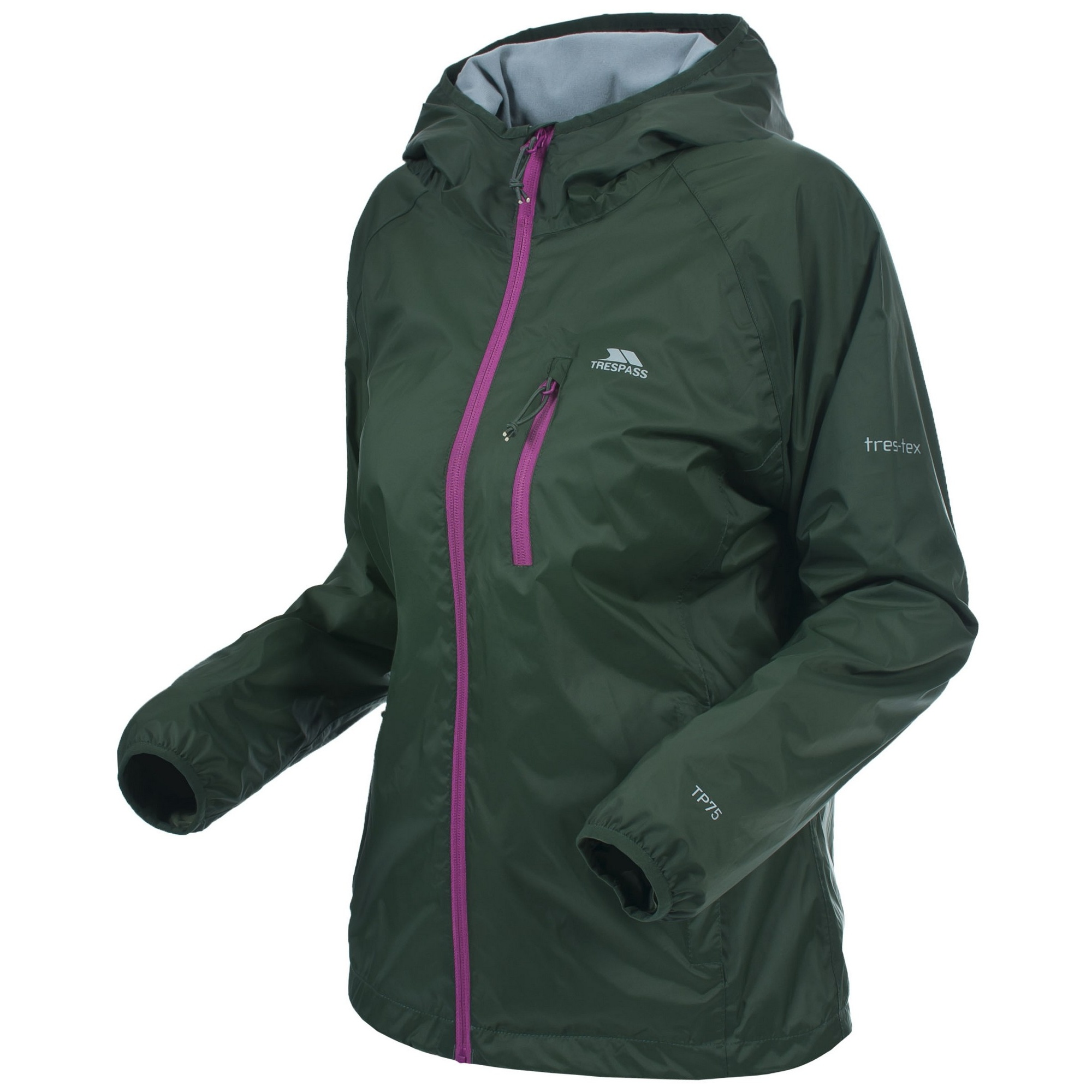 Trespass hemisphere womens outdoor jacket